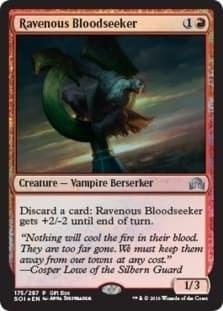 Ravenous Bloodseeker FOIL - фото 51116