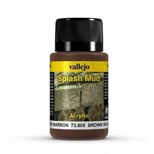 Купите краску Brown Splash Mud 40 мл. в интернет-магазине «Лавка Орка». Доставка по РФ от 3 дней.