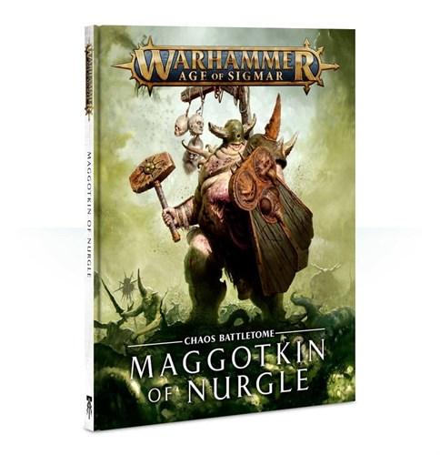 Battletome: Maggotkin Of Nurgle (hb) Eng - фото 54791