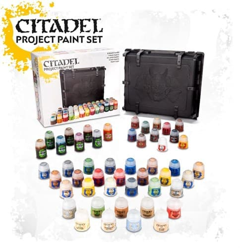 Citadel Project Paint Set (2017) - фото 54955