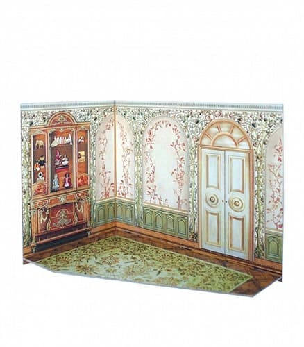 """Румбокс для коллекционного набора мебели """"Детская"""" - фото 55873"""