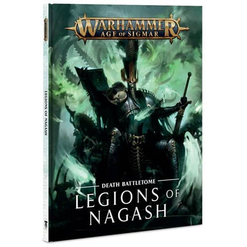 Battletome: Legions Of Nagash (hb) (eng) - фото 56636