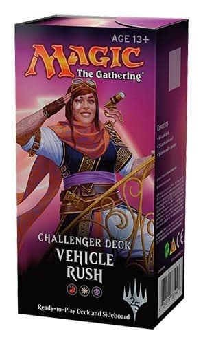 Challenger Deck: Vehicle Rush - фото 58157