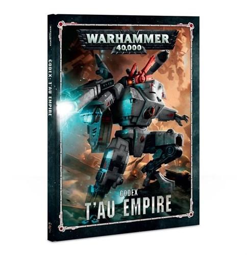 Codex: T'au Empire (hb) (eng) - фото 58620