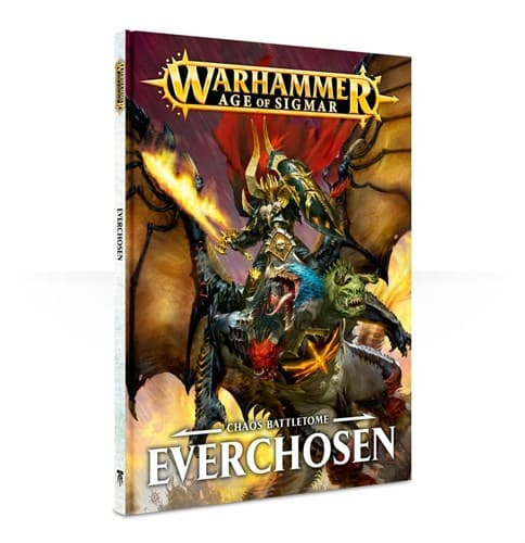 Battletome: Everchosen (English) - фото 58654