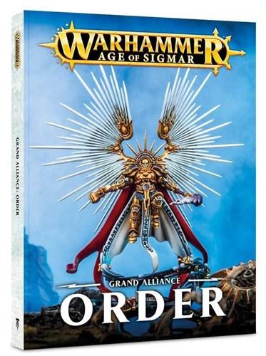 Grand Alliance: Order (Sb) (English) - фото 58683