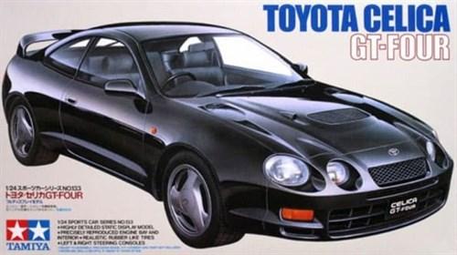 1/24 Toyota Celica GT-Four - фото 62580