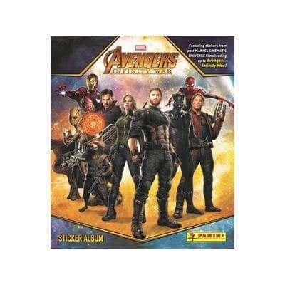 Альбом Мстители: Война бесконечности - фото 62662