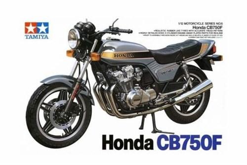 1/12 Honda CB750F - фото 62671