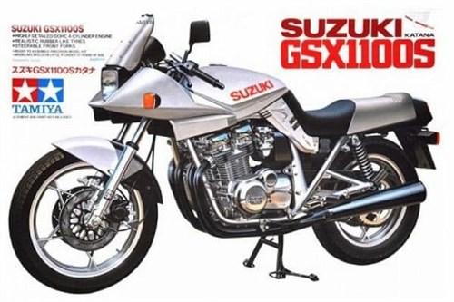1/12 Suzuki GSX1100S Katana - фото 62672