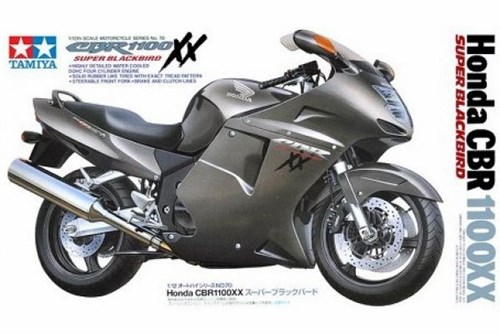1/12 Honda CBR 1100XX S. Blackbird - фото 62680
