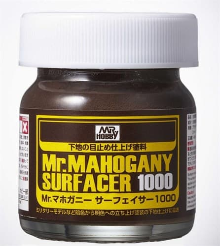 (!) Грунтовка MR.MAHOGANY SURFACER 1000 40мл - фото 62705
