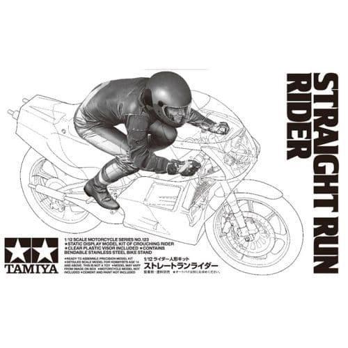 1/12 Straight Run Rider - фото 63250
