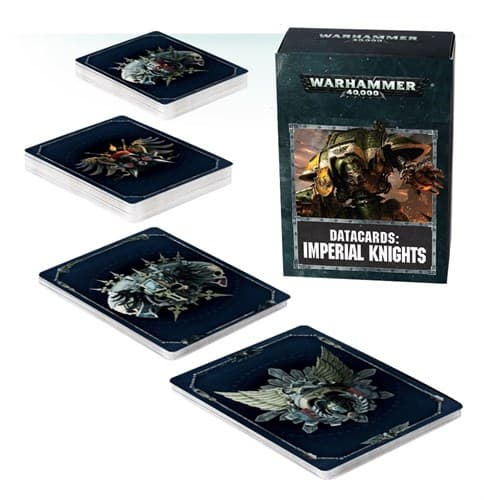 Datacards: Imperial Knights (eng) - фото 63428