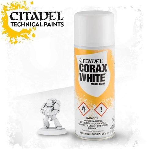 (!) Corax White Spray (global) - фото 63730
