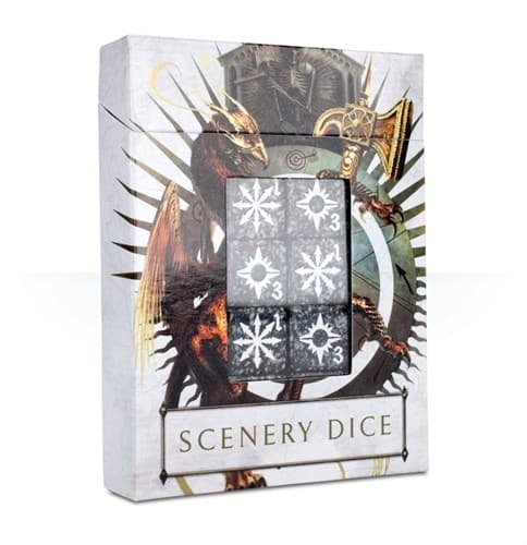 Age Of Sigmar: Scenery Dice - фото 64324
