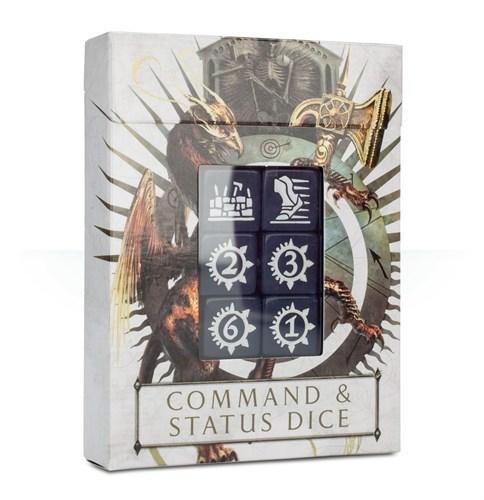 Age Of Sigmar: Command & Status Dice - фото 64328
