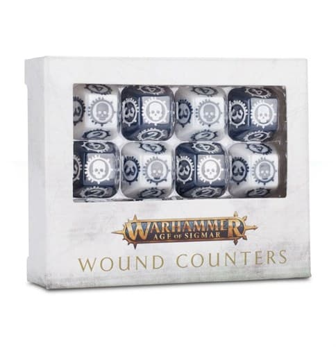 Age Of Sigmar: Wound Counters - фото 64357