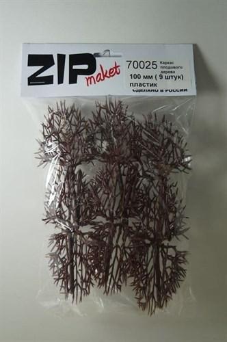 Каркас Плодового Дерева 100 Мм (9 Штук) Пластик - фото 64450