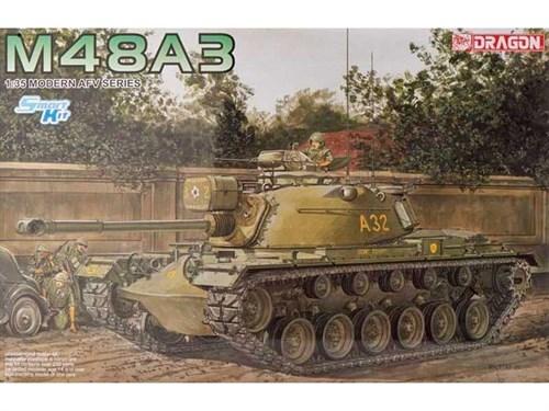 M48a3  (1:35) - фото 64856
