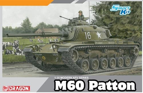 M60 Patton (1:35) - фото 64858
