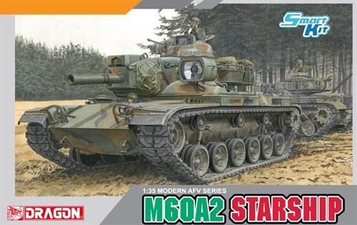 M60a2 Starship  (1:35) - фото 64860