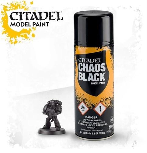 (!) Chaos Black Spray - фото 64878