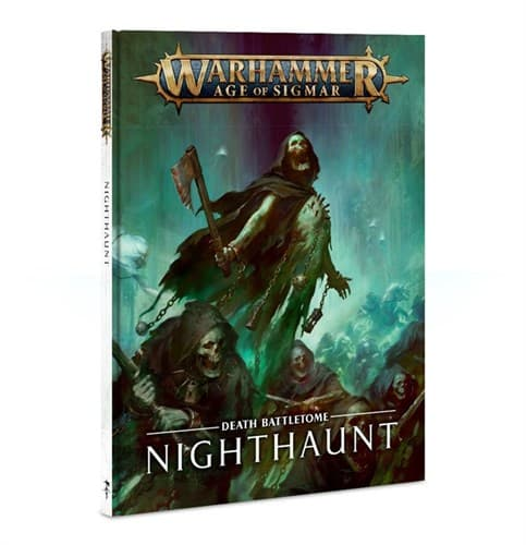 Battletome: Nighthaunt (hb) (english) - фото 64933