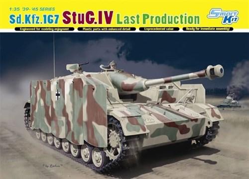 Сау Sd.Kfz.167 Stug.Iv Last Production (1:35) - фото 65048