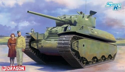 Танк  M6 Heavy Tank  (1:35) - фото 65093