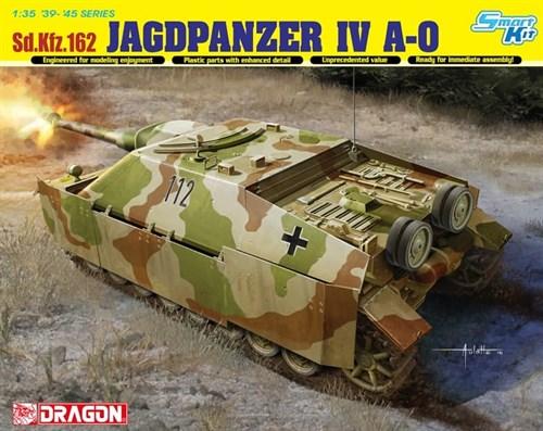 Сау Sd.Kfz.162 Jagdpanzer Iv A-0  (1:35) - фото 65101