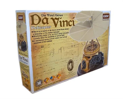 Игрушка  вертолет  Da Vinci Helicopter - фото 66143