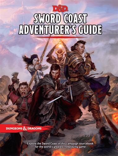 D&D Next: Sword Coast Adventure Guide - фото 66224