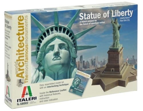Архитектура  Statue of Liberty  (1:250) - фото 66931