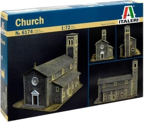 Наборы для диорам Church  (1:72) - фото 66941