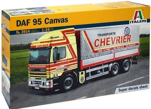 Daf 95 Canvas  (1:24) - фото 66952