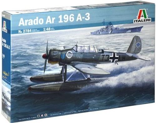 Самолёт  Arado Ar 196 A-3  (1:48) - фото 66961