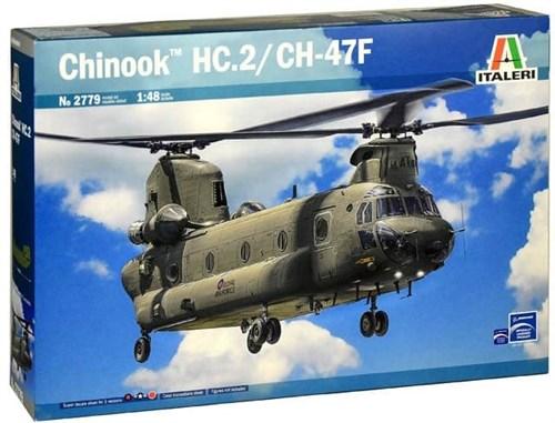 Вертолёт Chinook HC.2/ CH-47F  (1:48) - фото 66962