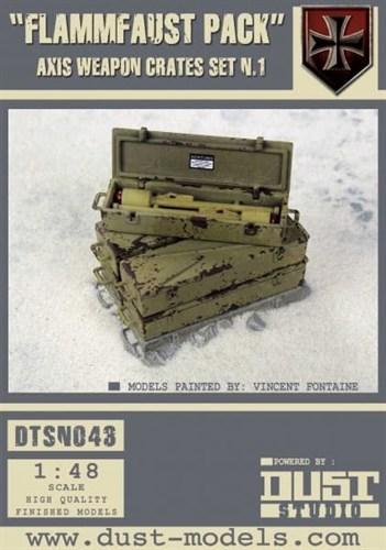 """""""Flammfaust Pack"""" Axis Weapon Crates Set 1 — Ящики с Оружием «Фламмфауст» - фото 67482"""