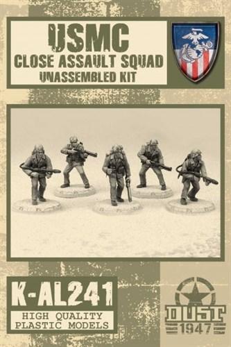 USMC CLOSE ASSAULT SQUAD (не собран не окрашен) УСМС штурмовое подразделение - фото 69033