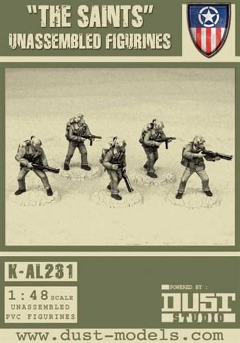 The Saints (не собран не окрашен) USMC Саперное Подразделение - фото 69088