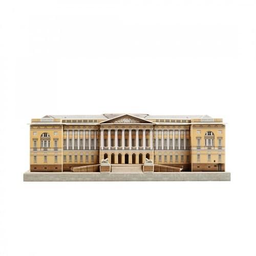 Михайловский дворец. Модель из картона Санкт-Петербург в миниатюре. - фото 71653