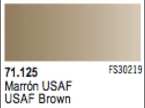 "125.  ""Model Air""  USAF Коричневый - фото 72463"