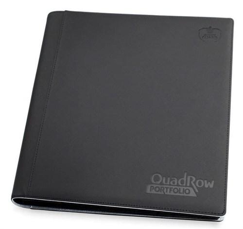 12-Pocket QuadRow Portfolio Black - фото 72711