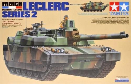 Французский основной танк Leclerc Series 2, с фигурой командира. - фото 73638