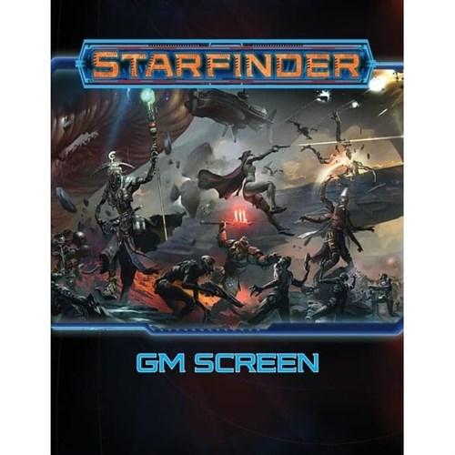 Starfinder. Настольная ролевая игра. Ширма ведущего - фото 73900