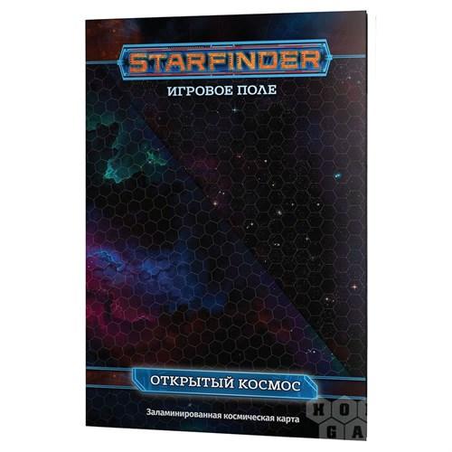 """Starfinder. Настольная ролевая игра. Игровое поле """"Открытый космос"""" - фото 73910"""
