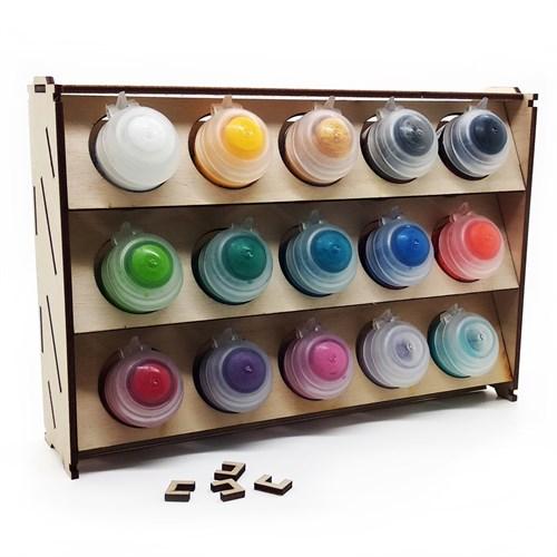 Подставка для красок 15 баночек (Citadel) - фото 74367