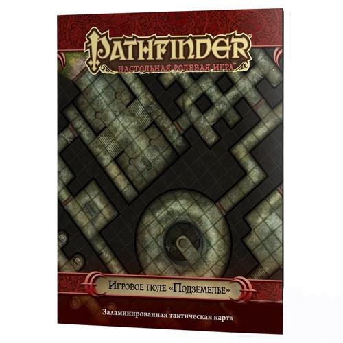 """Pathfinder. Настольная ролевая игра. Игровое поле """"Подземелье"""" - фото 76364"""