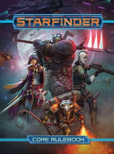Starfinder. Основная книга правил - фото 76417